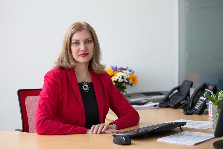 Заместитель председателя правления банка «ДельтаКредит» Ирина Асланова